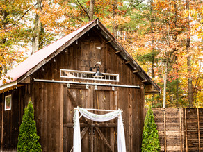 Fall Backyard Wedding in New Hampshire with the Cataldo's, October 2020