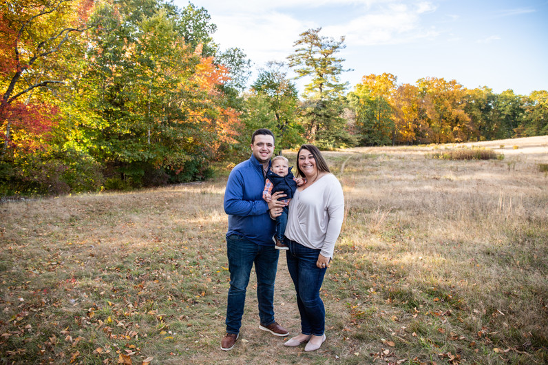 Annese Family Photos at Maudslay State Park