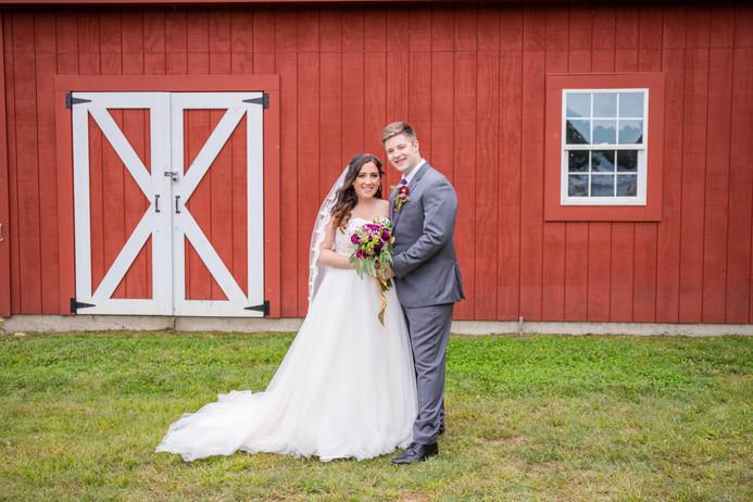 Appert Wedding Bride and Groom