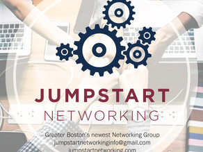 JUMPSTART YOUR NETWORKING WITH JUMPSTART!