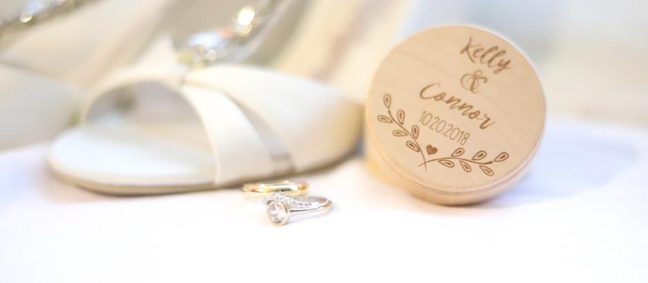 KELLY & CONNOR - WEDDING, OCTOBER 2018