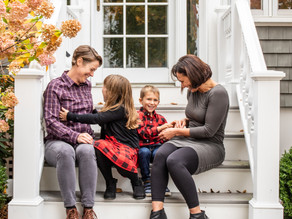 Front Porch Session with the Schmidt/Natalicchio Family, October 2020
