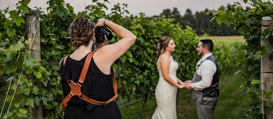 Should You Add a Second Photographer to Your Wedding Package?