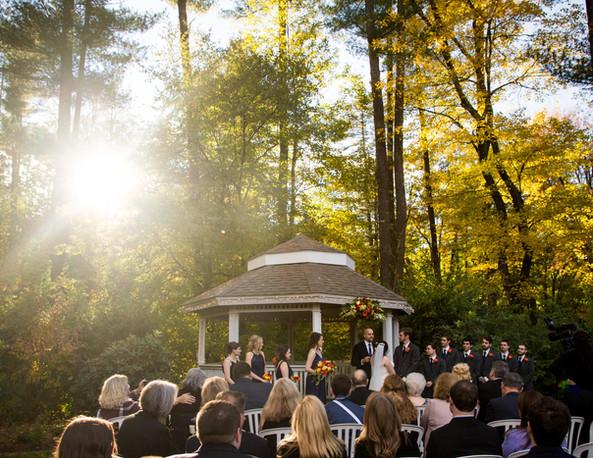 Levine Wedding Ceremony