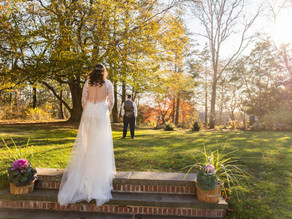 5 Reasons You Should Consider a First Look on Your Wedding Day