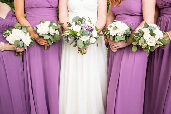 Littleton Wedding Bridesmaids