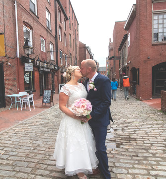 Pransky Wedding Bride and Groom