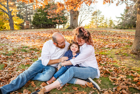 Lamkin Family Photos at Maudslay State Park