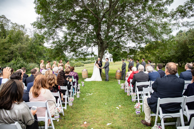 Kramer Wedding Ceremony