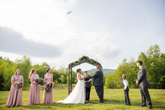 Beaven Wedding Ceremony