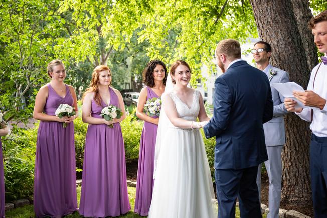 Littleton Wedding Ceremony