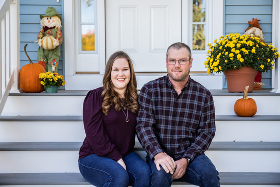 Sarah and Sean Front Porch Session