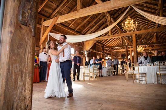 Beauregard Wedding First Dance