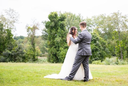 Appert Wedding First Look