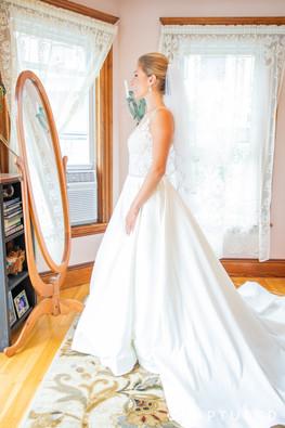 Minter Wedding Bride