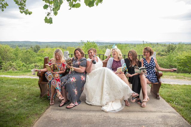 Beaven Wedding Book Club