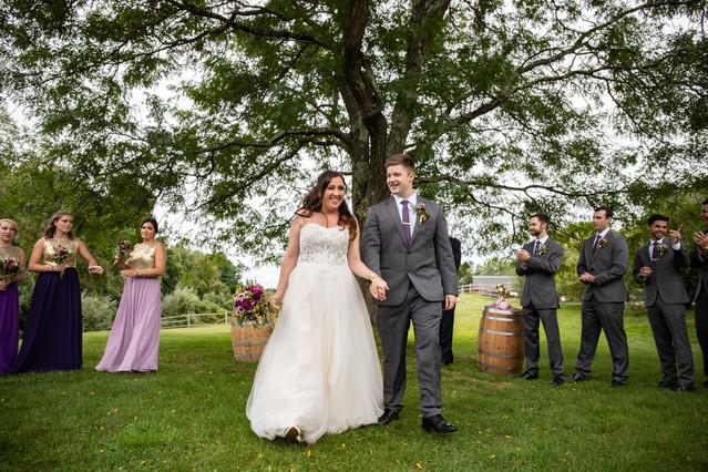 Appert Wedding Ceremony