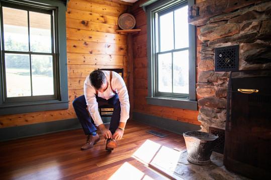 Beauregard Wedding Groom