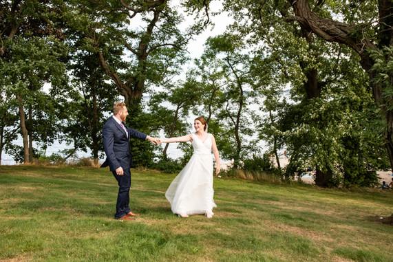 Littleton Wedding Bride and Groom