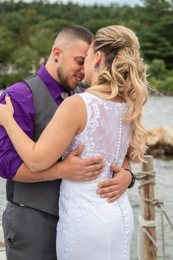 Adkins Wedding First Look