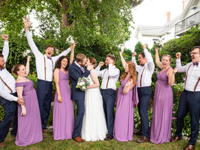 Summertime Backyard Wedding with the Littleton's, July 2020
