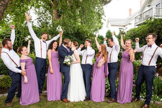Littleton Wedding Party
