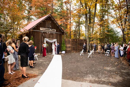 Cataldo Wedding Ceremony