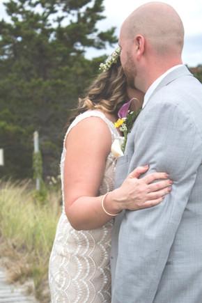 Watts Wedding First Look