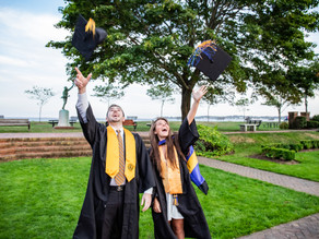 Lynch Park Graduation Portraits with Jessie and Ray, September 2020
