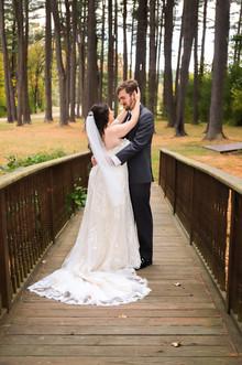 Levine Wedding Bride and Groom