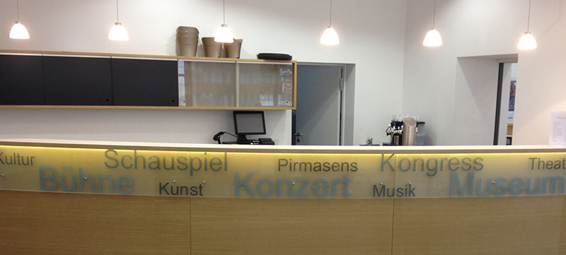 Forum Alte Post, Pirmasens