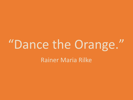 Dance the Orange