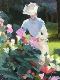 Study of Matilda Browne's The Peonies 3 by susan elizabeth jones.jpg