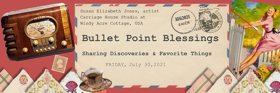 Bulletpoint Blessings  December 27 2019 Header - susan elizabeth jones.jpg