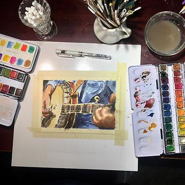 Susan Elizabeth Jones Watercolor.com