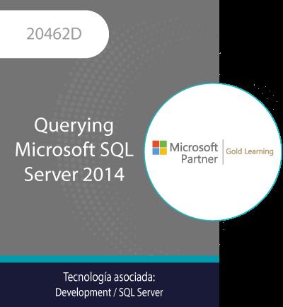 20462D | Administering Microsoft SQL Server 2014 Databases