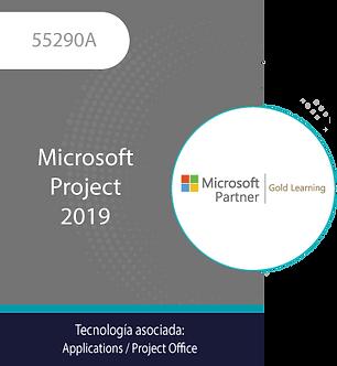 55290A   Microsoft Project 2019