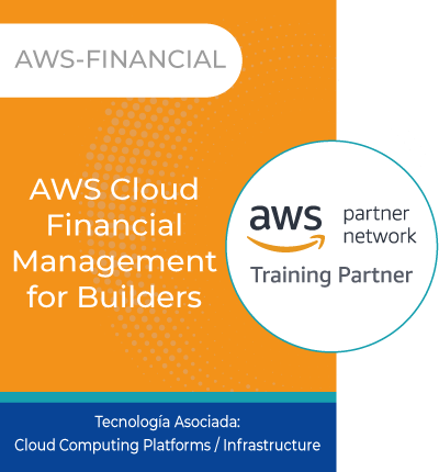 AWS-FINANCIAL | AWS Cloud Financial Management for Builders