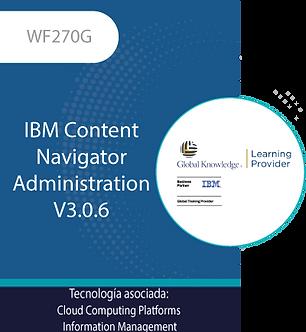 WF270G   IBM Content Navigator Administration V3.0.6