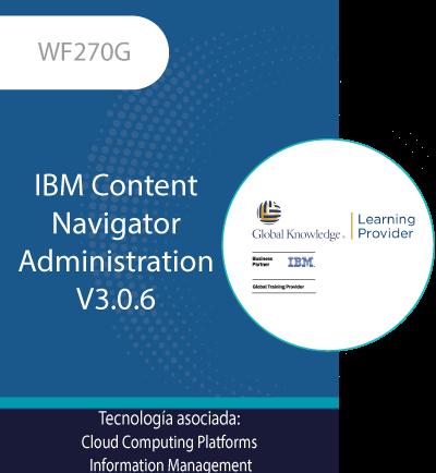 WF270G | IBM Content Navigator Administration V3.0.6