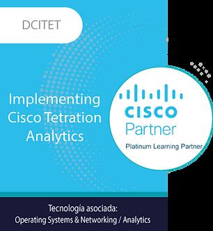DCITET | Implementing Cisco Tetration Analytics