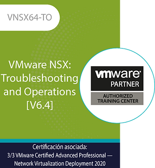VNSX64-TO | VMware NSX: Troubleshooting and Operations [V6.4]
