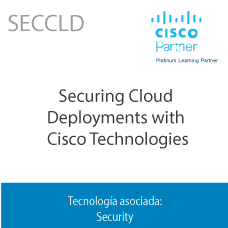 SECCLD | Securing Cloud Deployments with Cisco Technologies