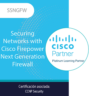 SSNGFW | Securing Networks with Cisco Firepower Next Generation Firewall