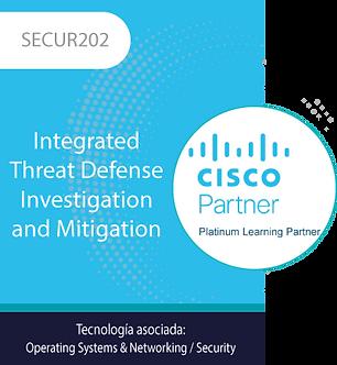 SECUR202 | Integrated Threat Defense Investigation and Mitigation