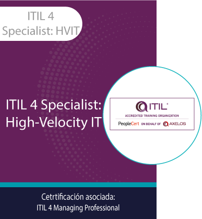 ITIL 4 Specialist: HVIT | ITIL4 Specialist: High-Velocity IT