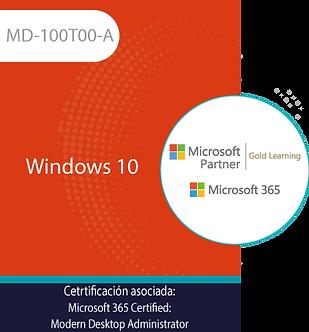 MD-100T00-A | Windows 10