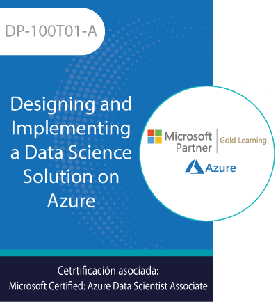 DP-100T01-A | Designing and Implementing a Data Science Solution on Azure