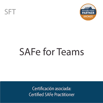 SFT | SAFe for Teams