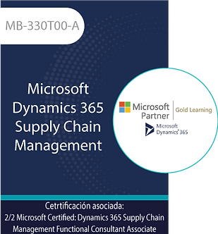 MB-330T00-A | Microsoft Dynamics 365 Supply Chain Management